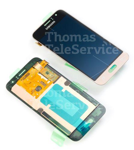 [A357] [A057] - SM-J120F Galaxy J1 GH97-18224B Display - Gold  – Bild 1