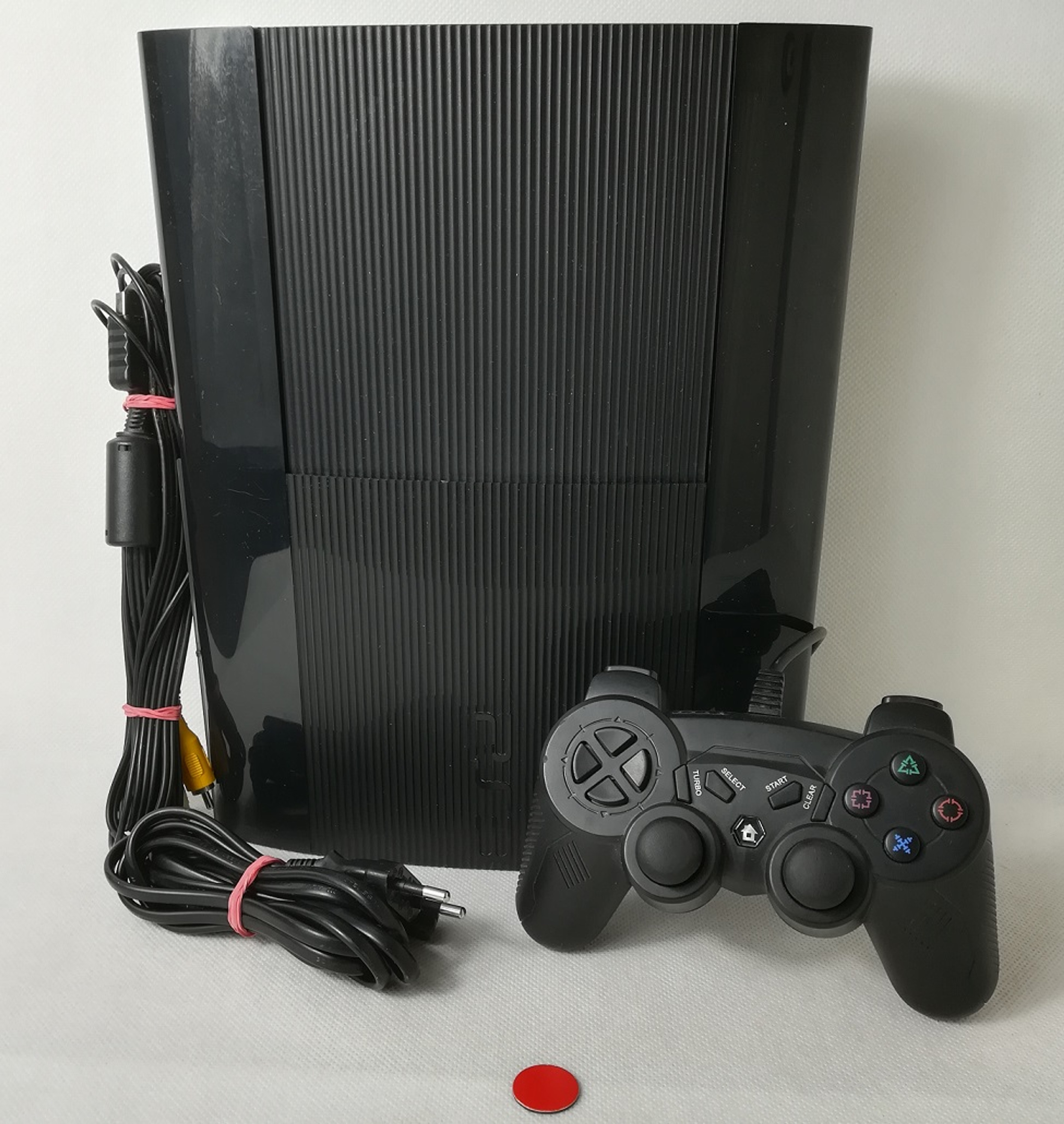 sony playstation 3 super slim 500gb ps3 konsole. Black Bedroom Furniture Sets. Home Design Ideas