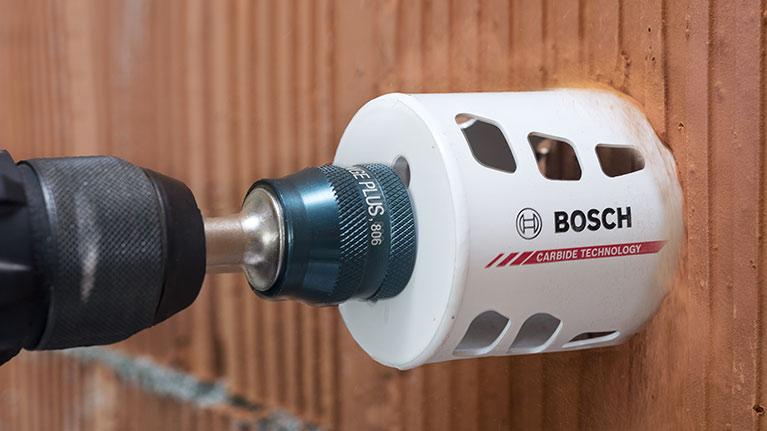 Bosch Carbide - härtestes Spitzenzubehör von Bosch