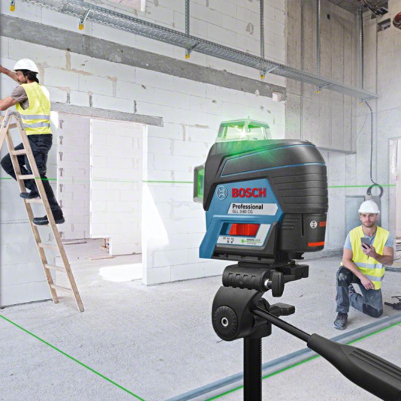 Grüne-Lasertechnologie-Bosch