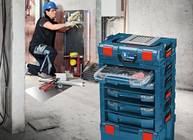 Bosch Koffersystem i-BOXX 53 set 10