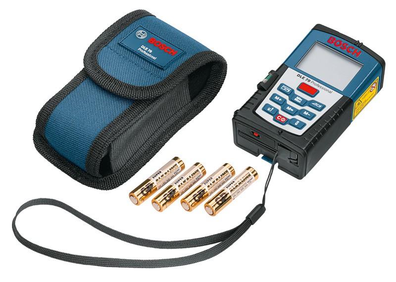 Laser Entfernungsmesser Bosch : Bosch laser entfernungsmesser dle professional inkl