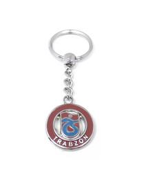 Schlüsselanhänger Trabzonspor TS für Fußballfans - aus Metall