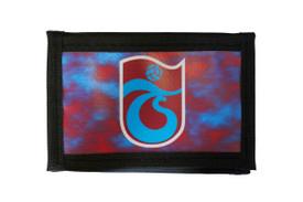 Geldbörse Trabzonspor TS für Herren – unisex - Stoff, Portemonnaie, Börse, Brieftasche, 8,5 cm x 12,5 cm x 2 cm – Bild 1