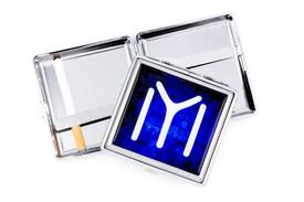 Gök-Türk Zigarettenetui  Zigaretten Kasten Taschen Behälter Halter - IYI Alttürkisch Ertugrul – Bild 1