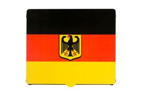 """Schatulle Box """"Deutsche Flagge"""" Deutschland - Handgemacht – Bild 1"""