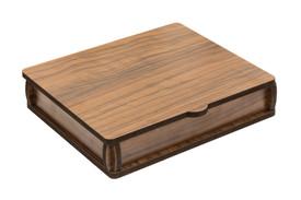 Gök-Türk Schatulle Box aus Holz - Handgemacht Handmade – Bild 1