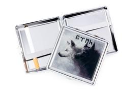 Gök-Türk Zigarettenetui Zigaretten Kasten - 2 Wölfe Bozkurt Ertugrul – Bild 1
