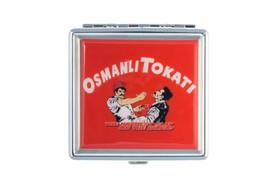 """Gök-Türk Zigarettenetui Zigaretten Kasten """"Osmanli Tokati"""" Osmanische Ohrfeige – Bild 1"""