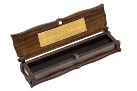 Gök-Türk Box Schatulle Aufbewahrung für Tesbih Gebetskette mit IHRER GRAVUR aus Holz Handgemacht – Bild 1