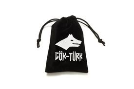 Gök-Türk Gebetskette - Tesbih Fenerbahce FB für Fußballfans - Blau Gold – Bild 3