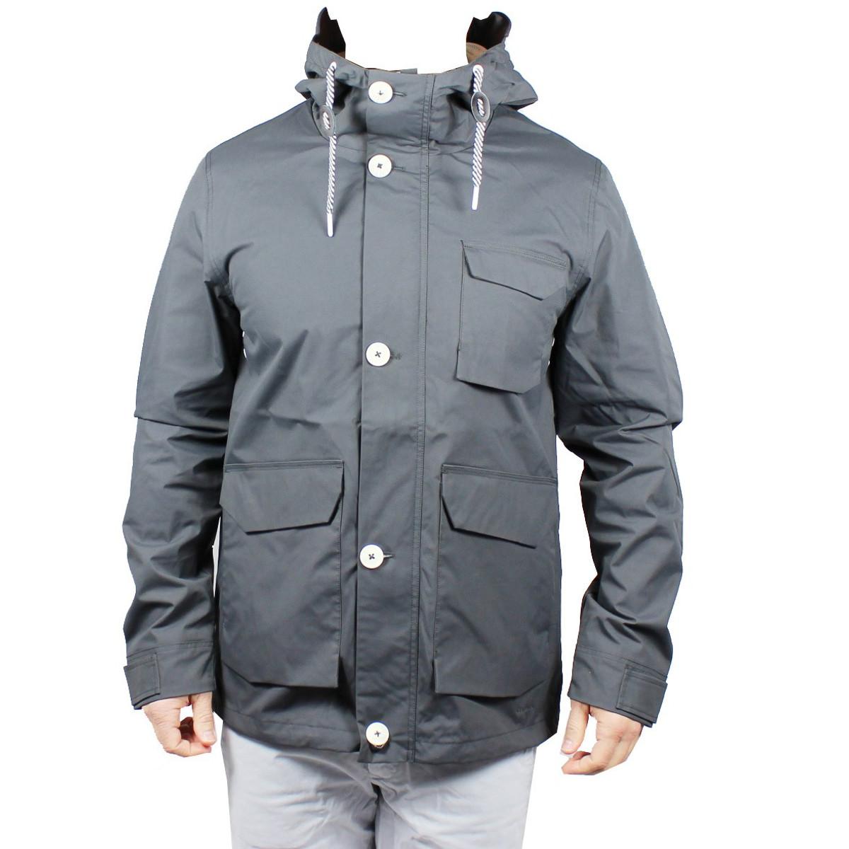 Elvine Bentley Jacke Übergang Dark grey dunkelgrau grau 151005 jacket d612ceee0c