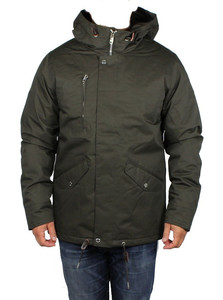 Elvine Winterjack​e Cornell brown braun Jacke Mantel jacket 153001