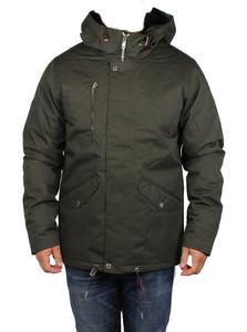 Elvine Winterjacke Cornell brown braun Jacke Mantel jacket 153001