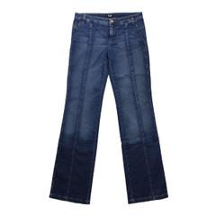 DOLCE & GABBANA Jeanshose 64 JC6053 blau Gr. 28 31 32 Damen Jeans Hose D&G Denim 001