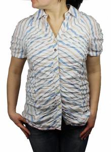 khujo kurzarm Damenbluse Mod. ASTER Bluse shirt