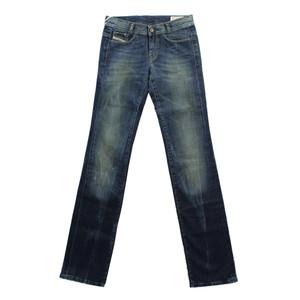 DIESEL Jeanshose SOOZY wash 008WR dunkelblau Jeans Hose Stretch Denim 8wr SOOZI
