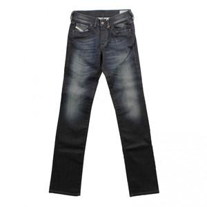 DIESEL Jeanshose RONHOIR 0882P dunkelblau schwarz Hose Jeans Regular Bootcut