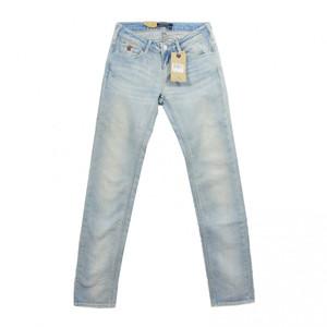 MAISON SCOTCH Jeanshose CINq-p hellblau Hose Jeans 25/32 straight gerades Bein