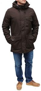 Elvine Winterjacke Magnus dark olive Parka Mantel Jacke 173019 jacket