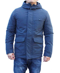 Elvine Jacke Morten Dusty Blue Winterjacke 183 008 jacket