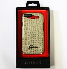 Original GUESS Cover für SAMSUNG GALAXY S III 3 Hardcase Handyschale Hard Case S3 001