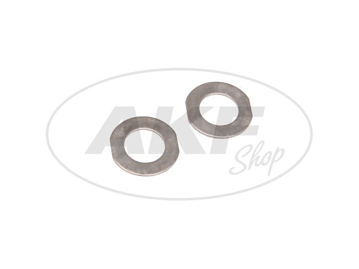 Set: washers 1,0 mm for pistons - Image #1