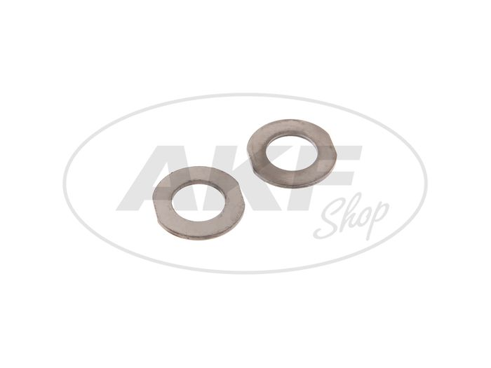 Set: 2x thrust washers 1.5 mm for pistons - Image #1