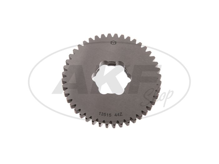 Idler gear 44 tooth, 1st gear (5-speed gearbox) - Simson - Image #1