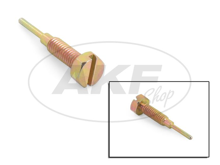 Idle regulating screw - without spring for 16N1 - Image #1