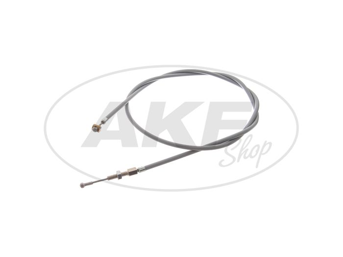 Clutch cable gray - for Simson SR1 - Image #1