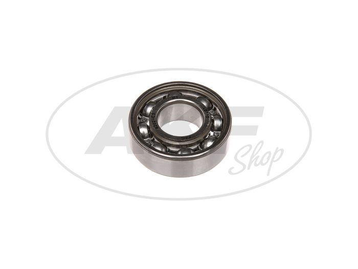 Ball bearing 6202 C3, Transmission shaft - for Simson SR4-1 Sparrow, SR1, SR2, KR50 - MZ ETZ, TS, RT - Image #1