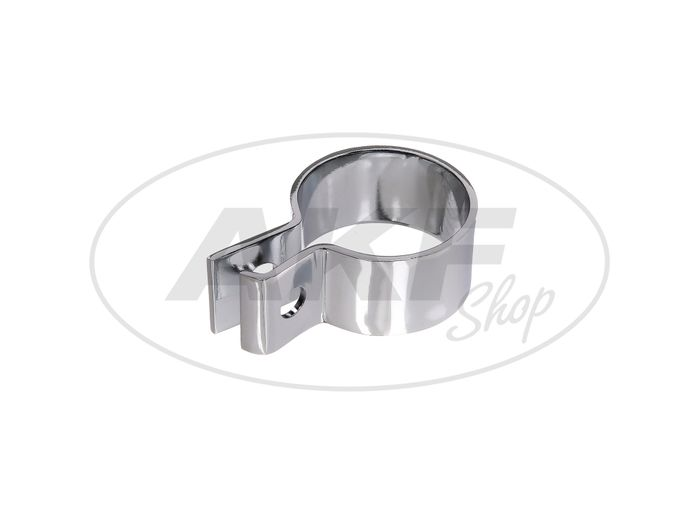 Clamp - front for elbow - Ø40mm - Image #1