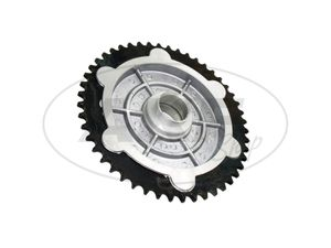 Item Image Sprocket carrier, 48 tooth rear for ETZ, TS 125, 150
