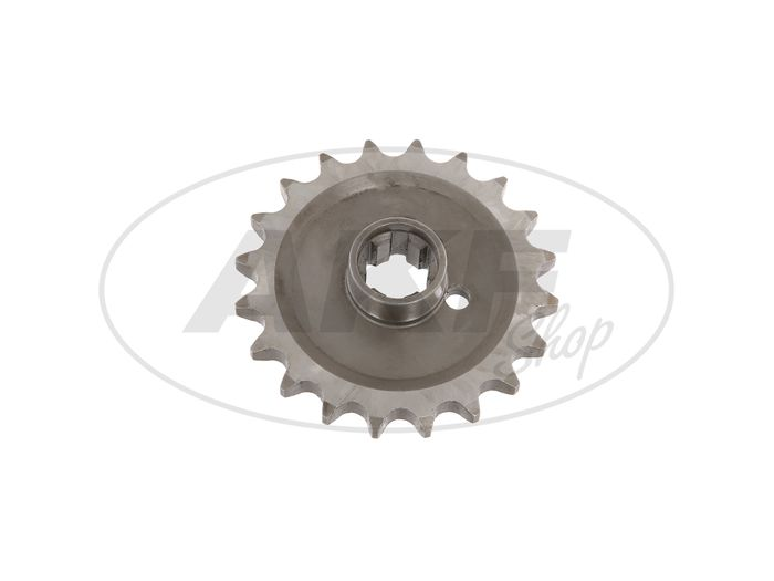 Drive Sprocket (Small Sprocket) 20 Tooth - MZ ETZ250, ETZ251, ETZ301, TS250 / 1 - Image #1
