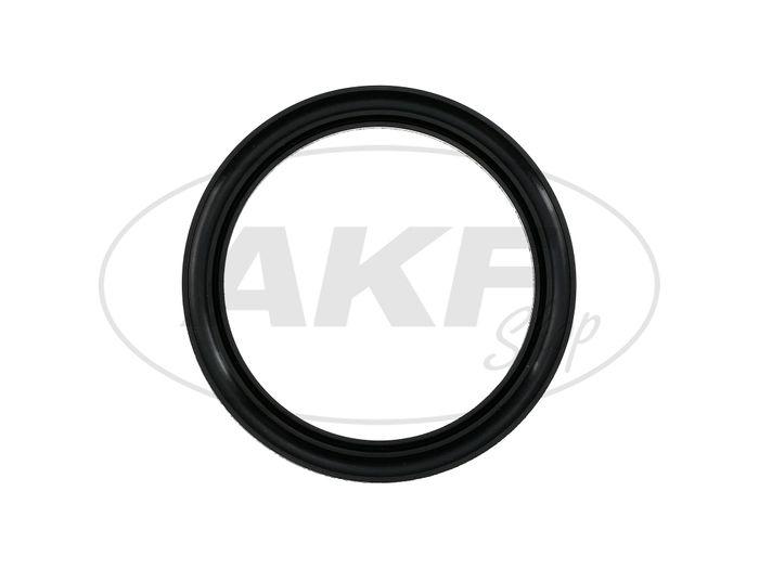 Rubber tank cap seal Ø 80mm - for MZ, BK350, IWL, AWO - Image #1