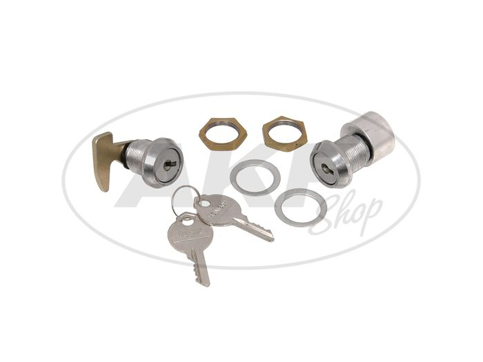 Lock for tool box and seat - for IWL SR56 Wiesel, SR59 Berlin - Image #1