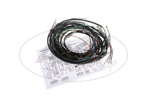 Item Image Cable set for ETZ 125,150,250 standard
