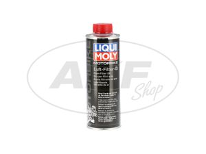 Item Image Air filter oil - content 0.5 liter - LIQUI MOLY *