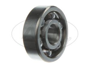 Item Image Ball bearing 6301 C3, output shaft - for Simson SR4-1 spar, SR1, SR2, KR50