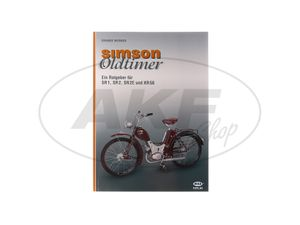 Item Image Book - entitled Simson Oldtimer (A Guidebook for SR1, SR2, SR2E and KR50)