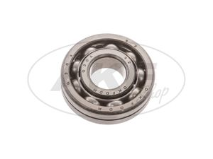 Item Image Angular contact ball bearings QB20, Kardan - BK350