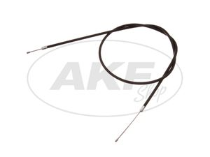 Item Image Throttle cable black, flat link - for MZ TS 125.150