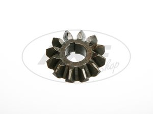 Item Image Bevel gear for kicker shaft EMW, BMW (version with disc spring groove)