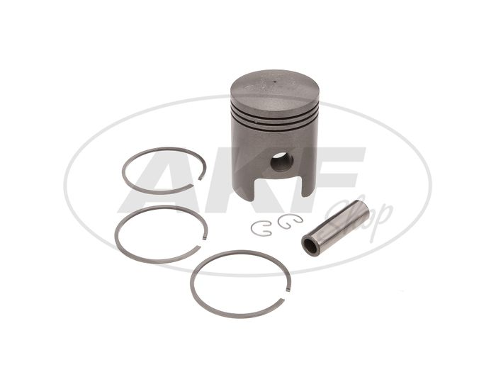 Piston for cylinder Ø69,00 - for MZ ETZ250 - Image #1