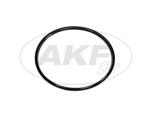 Item Image Rubber sealing ring for taillight cap round, Ø120mm - for Simson S50, S51, S70, S53, S83, KR51 / 2 swallow, SR50, SR80