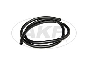 Item Image Fuel hose, black, 1 meter, Ø 5x8,2mm