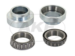 Item Image Steering bearing conversion set Tapered roller bearing, For Simson AWO