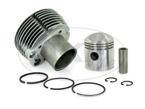 Item Image Cylinder and piston - suitable for AWO-S (dimension Ø68,00) - with Nasenkobben