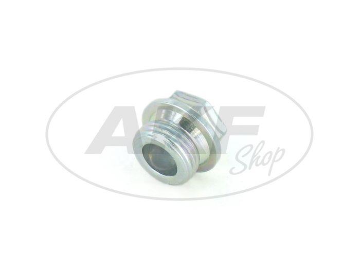 Öleinfüllschraube Getriebe (M18) - für AWO-Touren, AWO-Sport - Bild #1